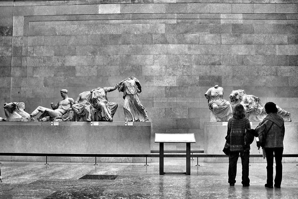 British Museum, 2003