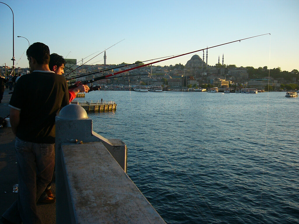 Istanbul, 2005