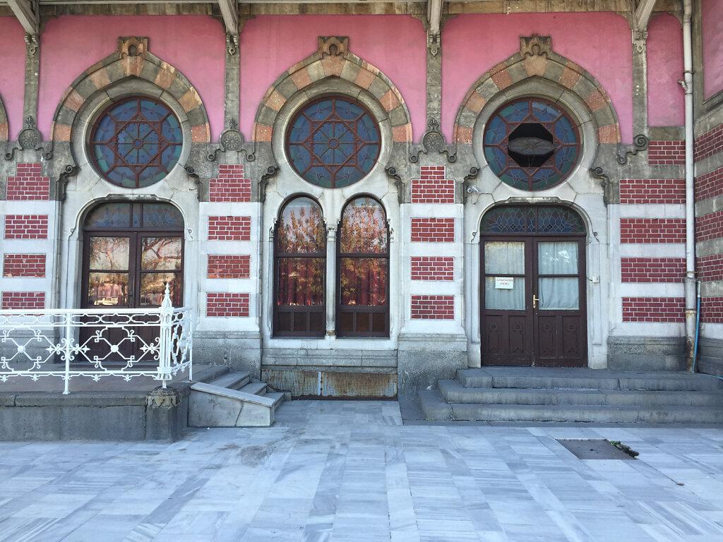 Sirkeci Station, 2014