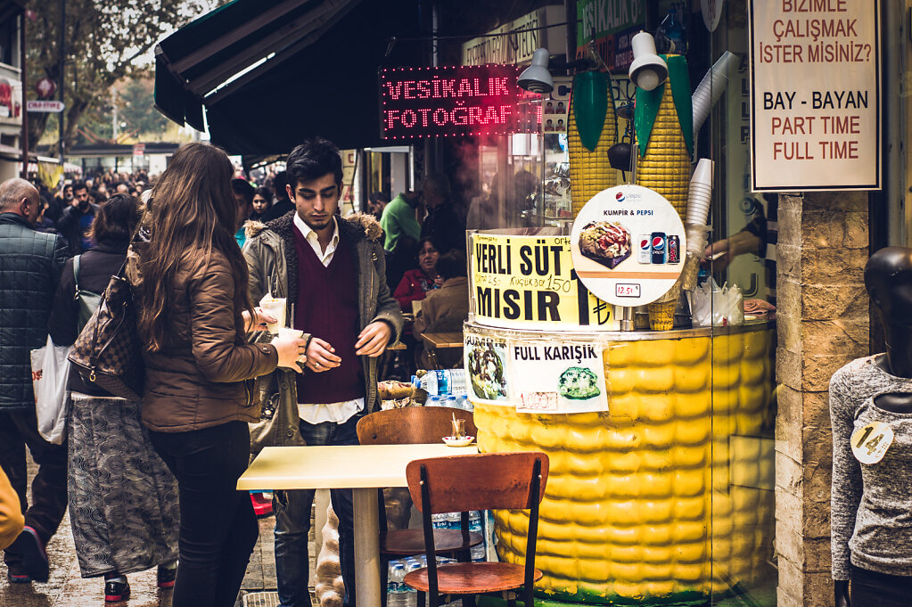 Istanbul Shopping, 2016