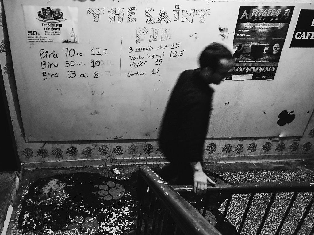 The Saint Pub