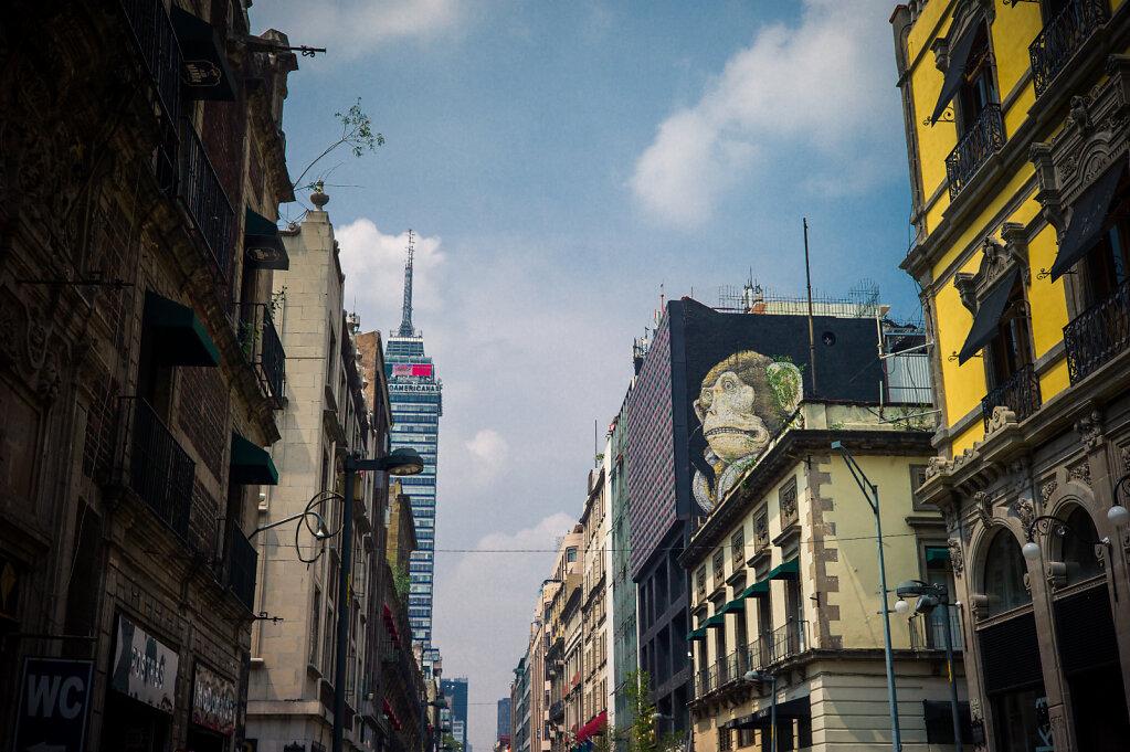 Mexico City, 2018